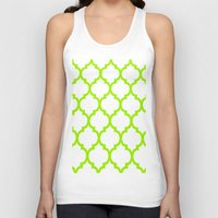 moroccan Tank Tops featuring Moroccan #5 by Saundra Myles