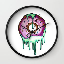 """Dilla Lives Forever"" Wall Clock"