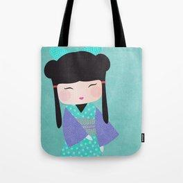 Koeshi Yoko gros plan Tote Bag