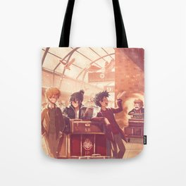The Marauders- Platform 9/3 Tote Bag