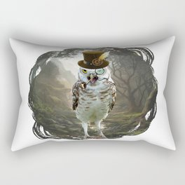 Lord Of The Owls - II Rectangular Pillow