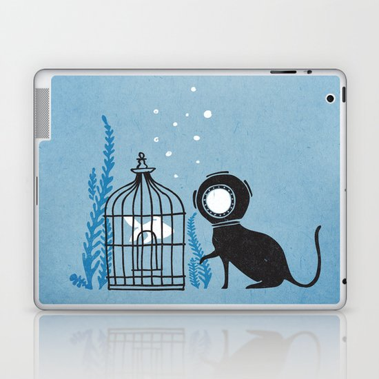 We can be friends Laptop & iPad Skin