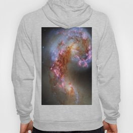 The Antennae Galaxies (NASA/ESA Hubble Space Telescope) Hoody