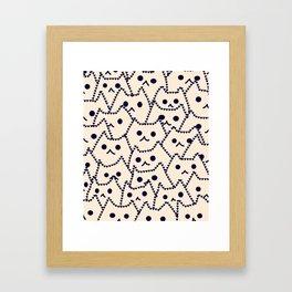cats 143 Framed Art Print