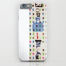 Rory Williams Slim Case iPhone 6s