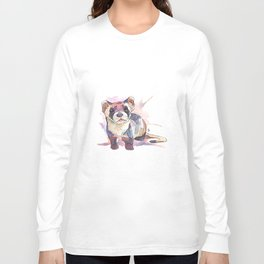 Black-Footed Ferret Long Sleeve T-shirt