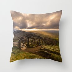 Hope Valley Throw Pillow