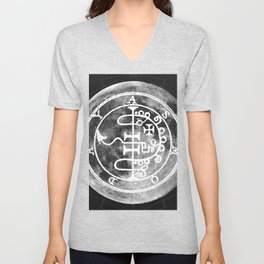 The Witches Moon Unisex V-Neck