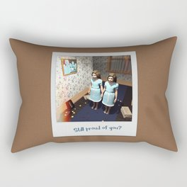 Still proud of you? Rectangular Pillow