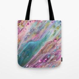 Euphoric Flow Tote Bag