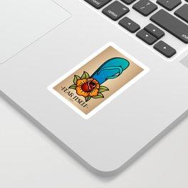 Fear Itself: La Chancla Sticker