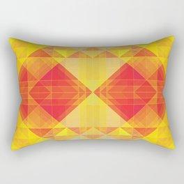 New Wave Rectangular Pillow