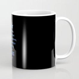 The Sky Calls to Us Coffee Mug
