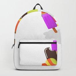Ice cream 5 Backpack