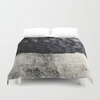 suits Duvet Covers featuring ERTH I by Graphmob