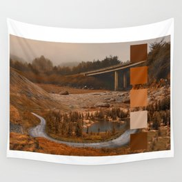 """Cold&Warm"" Wall Tapestry"