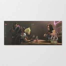 7th Heaven Canvas Print