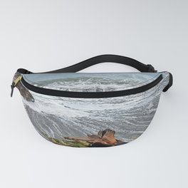 Sea and driftwood mix it up Fanny Pack