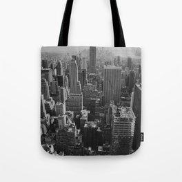 New York City Print Tote Bag