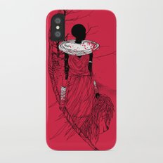 The Lioness Warrior Slim Case iPhone X