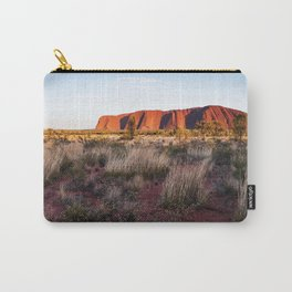 Australian Outback Sunrise at Ayers Rock Carry-All Pouch