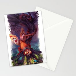 The Jabberwocky Stationery Cards