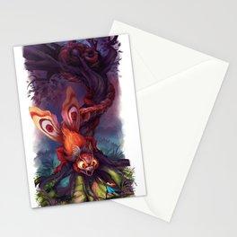 The Jabberwocky Stationery Cards