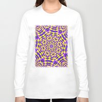 holographic Long Sleeve T-shirts featuring Movement of Change Anya by BohemianBound