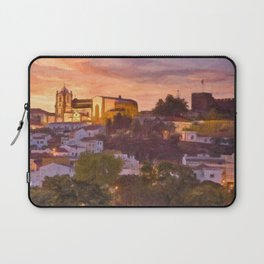 Silves, Portugal Laptop Sleeve