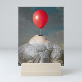 Absurd / Incongruous (2017) Mini Art Print