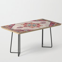 N251 - Oriental Traditional Vintage Moroccan Style  Coffee Table