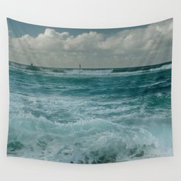 Hookipa Maui North Shore Hawaii Wall Tapestry
