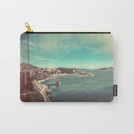 San Francisco Bay from Golden Gate Bridge Carry-All Pouch