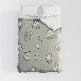 I love opossum Comforters