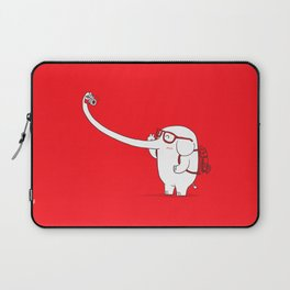 Lonely Traveller Laptop Sleeve