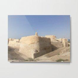 Kingdom of Bahrain  Metal Print
