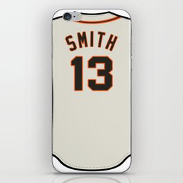 Will Smith Jersey iPhone Skin