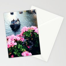 in love with Amster  Stationery Cards