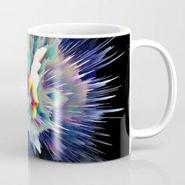 Light Butterfly Explosion Coffee Mug