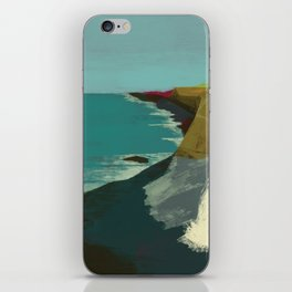 The Coast of California iPhone Skin