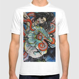 Octopus: Consumed T-shirt