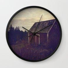 Nova Scotia Barn Wall Clock