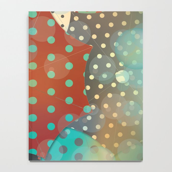 Ladybug - Lost in the dots Notebook