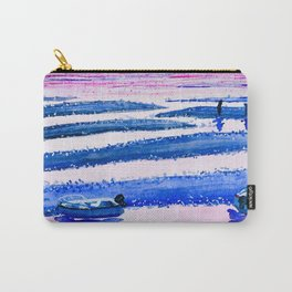 The Magic of Low Tide Carry-All Pouch