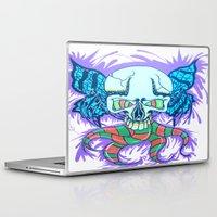 creativity Laptop & iPad Skins featuring Creativity  by Edgar Huaracha