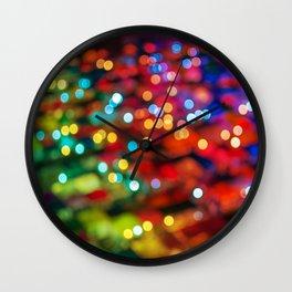 Light Vision  Wall Clock