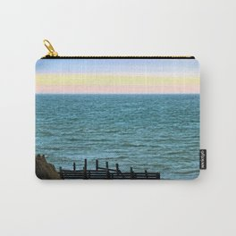 Beach Road Happisburgh Norfolk Carry-All Pouch