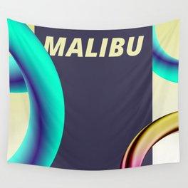 Malibu. Wall Tapestry