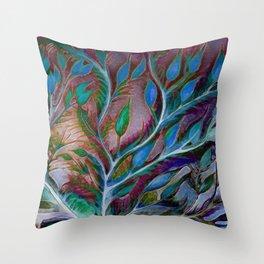 Tree of Life 2017 Throw Pillow