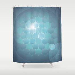 Hitech Shower Curtain